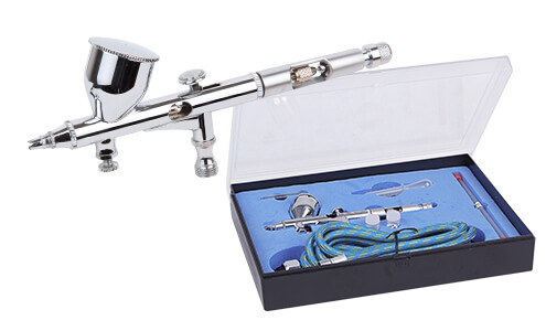Great performance model AB-180K airbrush kit