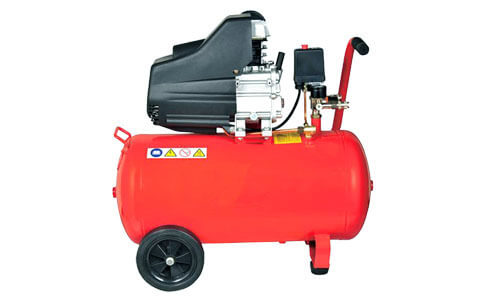 Direct drive compressor IGBM-25 with 2 hp and 8bar